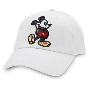 Disney World Mickey Sequined Cap
